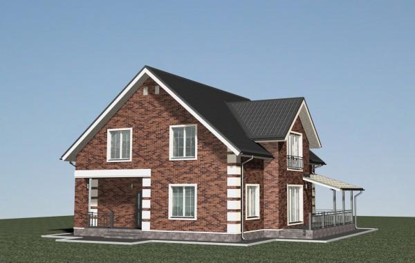 Проект дома Н-09-23