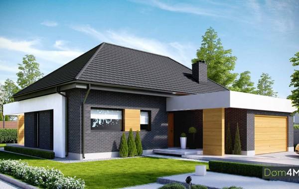 Проект дома 4m719