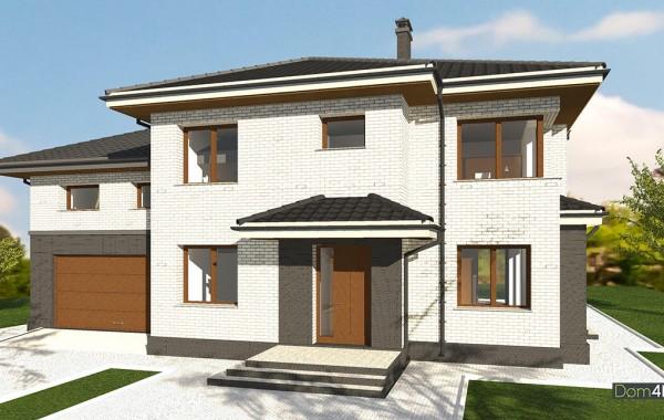 Проект дома 4m577