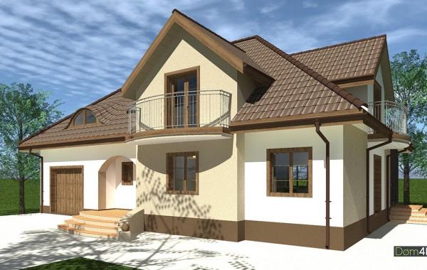 Проект дома 4m710