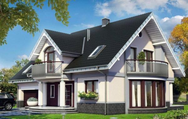 Проект дома 4m3241a
