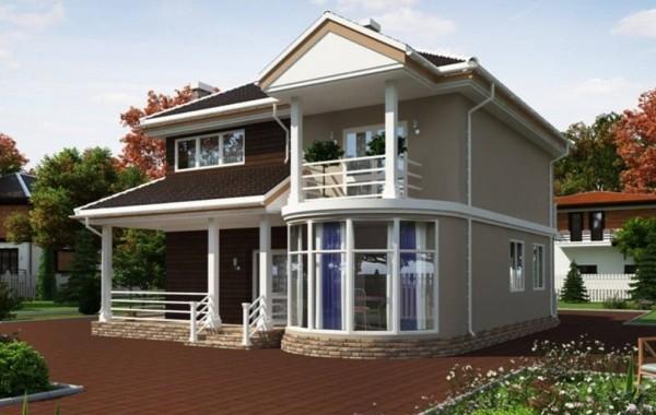 Проект дома 4m821