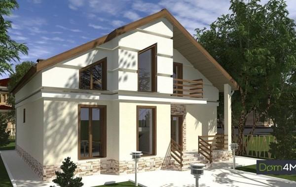 Проект дома 4m712