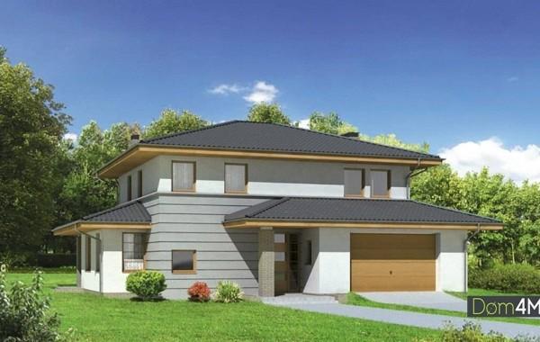 Проект дома 4m6218a