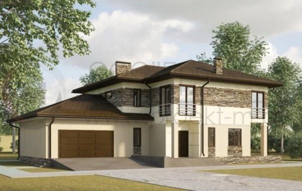 Проект дома 4m1638