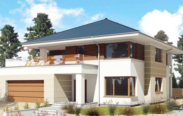 Проект дома 4m797