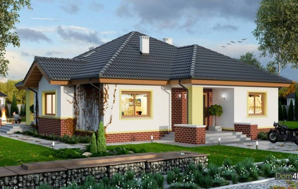 Проект дома 4m419