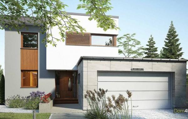 Проект дома 4m407