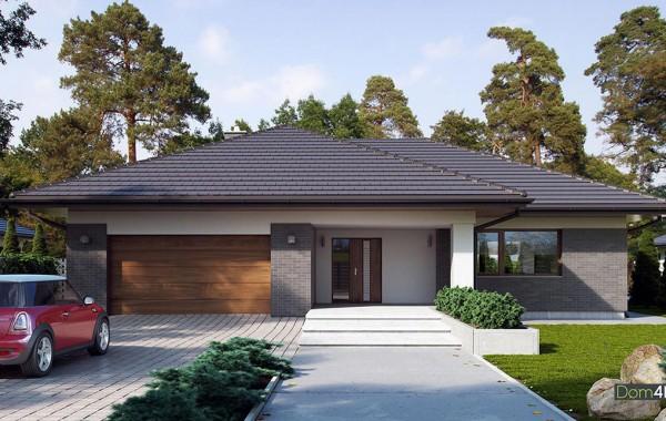 Проект дома 4m579