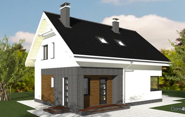 Проект дома 4m589