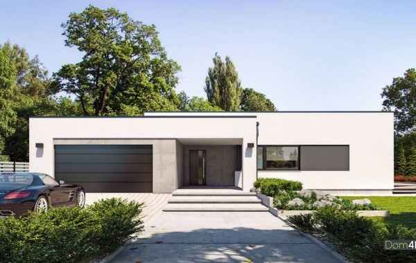 Проект дома 4m411
