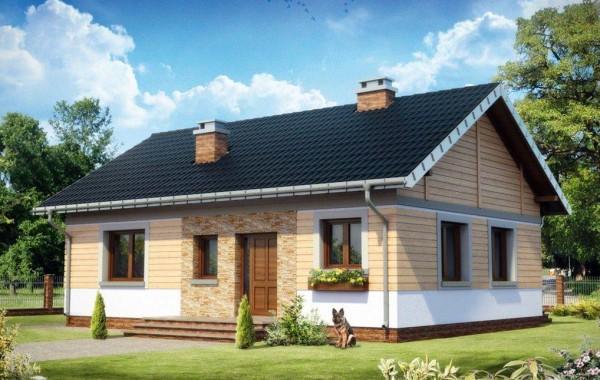 Проект дома 4m3518
