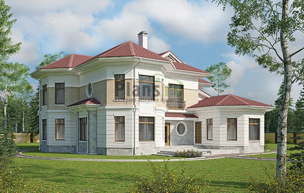 Проект кирпичного дома 41-51