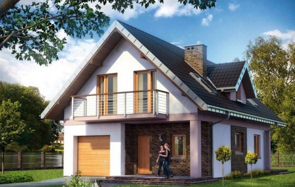 Проект дома 4m3200