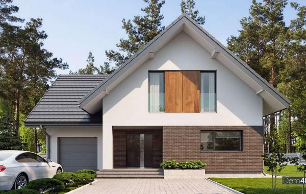 Проект дома 4m633