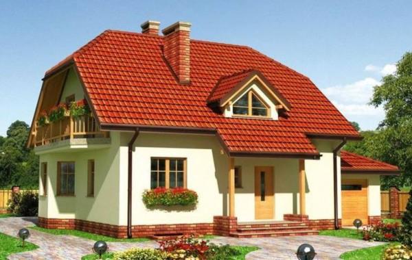 Проект дома 4m3097