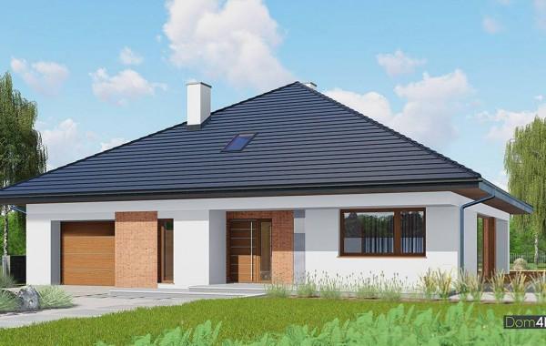 Проект дома 4m788
