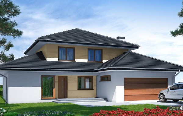 Проект дома 4m739