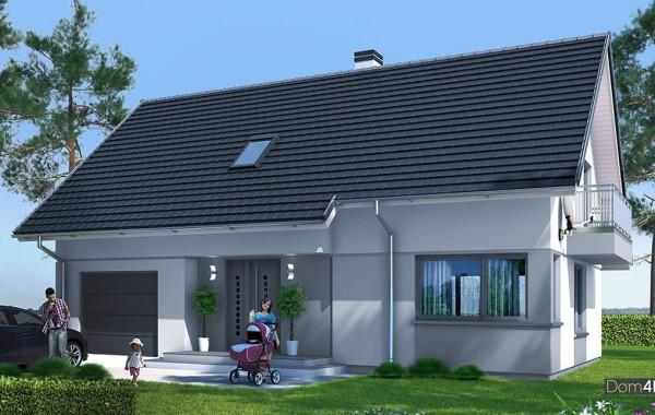 Проект дома 4m799