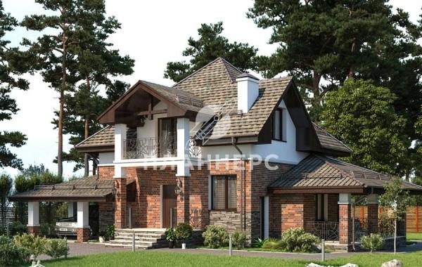 Проект дома Планнерс 017-144-1МГ