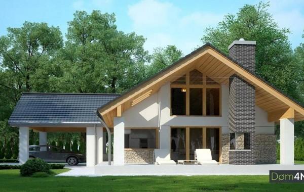 Проект дома 4m729