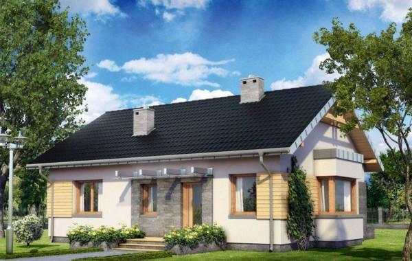 Проект дома 4m3440