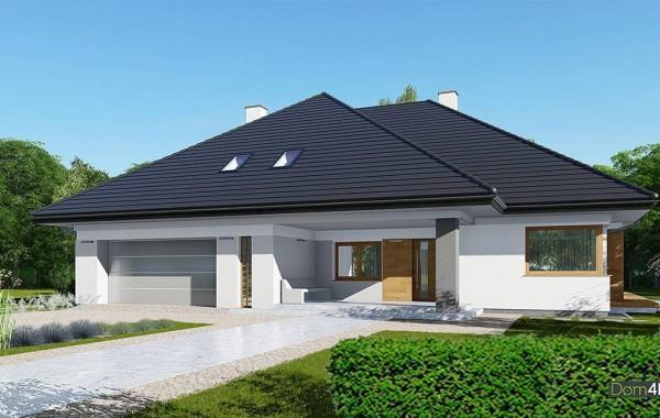 Проект дома 4m764