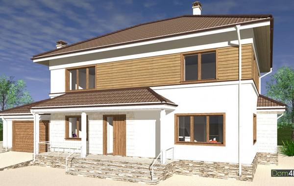Проект дома 4m1439