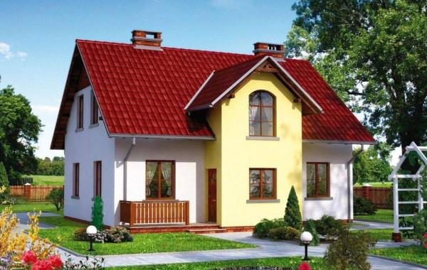 Проект дома 4m3757