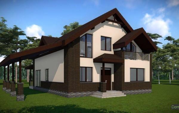 Проект дома 4m721