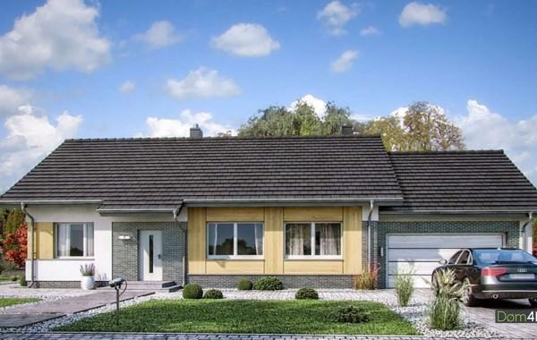 Проект дома 4m7150