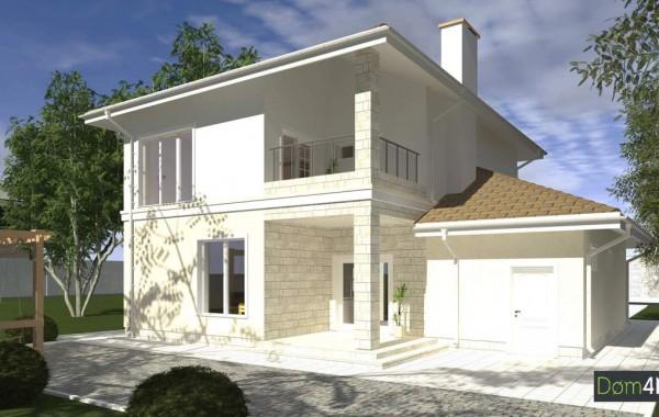 Проект дома 4m713