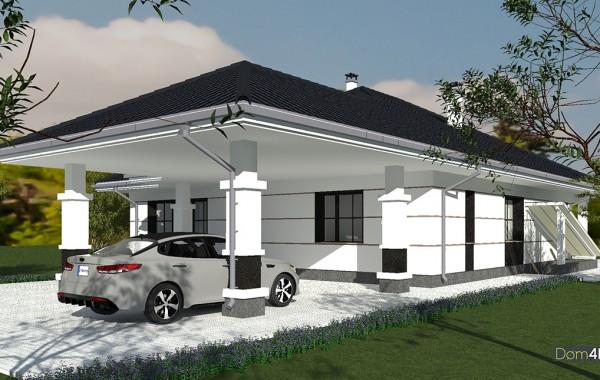 Проект дома 4m1458