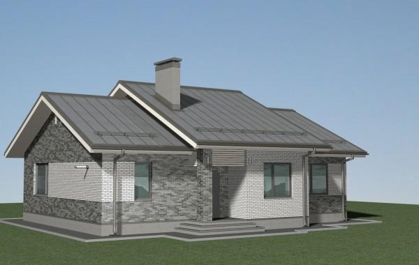 Проект финского дома А-07-20