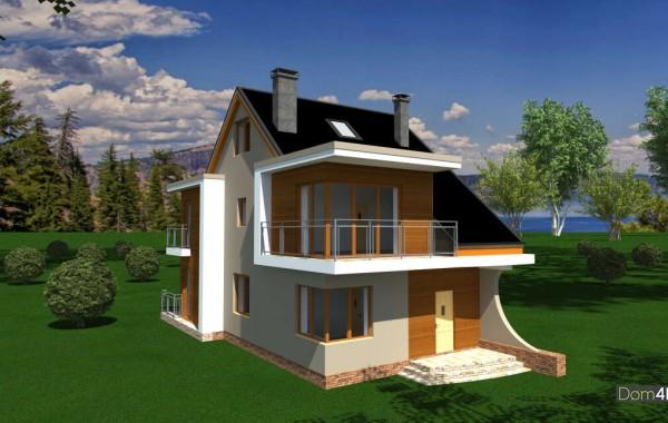 Проект дома 4m1466