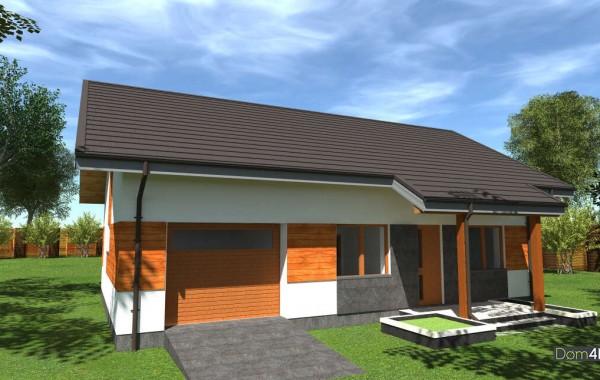 Проект дома 4m1467