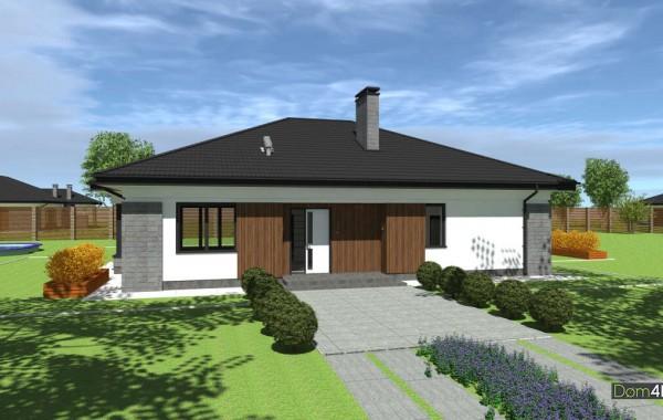 Проект дома 4m1469