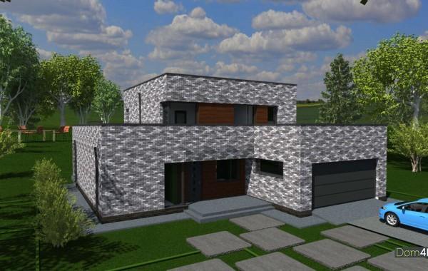 Проект дома 4m1468