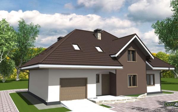 Проект дома 4m1459