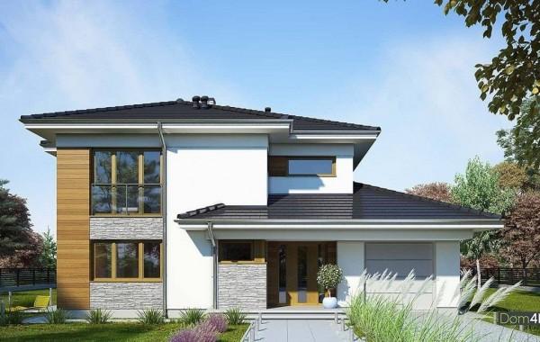 Проект дома 4m787