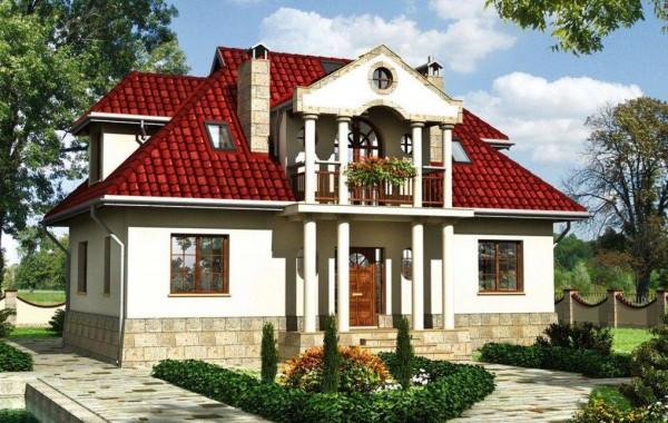 Проект дома 4m3438
