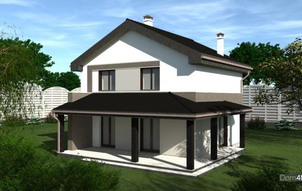 Проект дома 4m1494