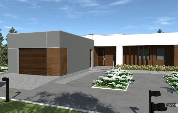 Проект дома 4m1495