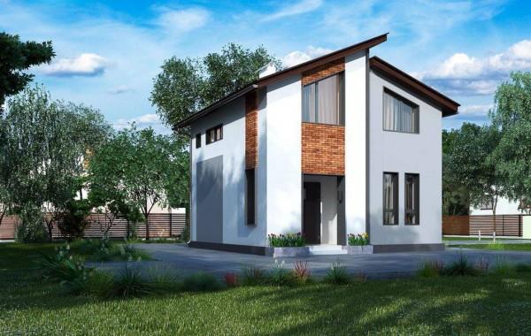 Проект дома 4m5104