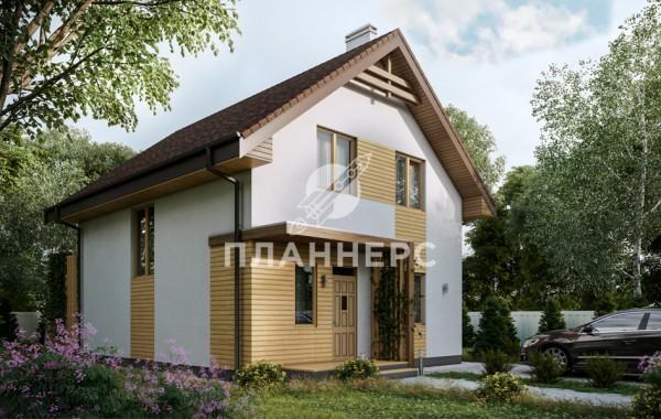 Проект дома Планнерс 095-124-1М