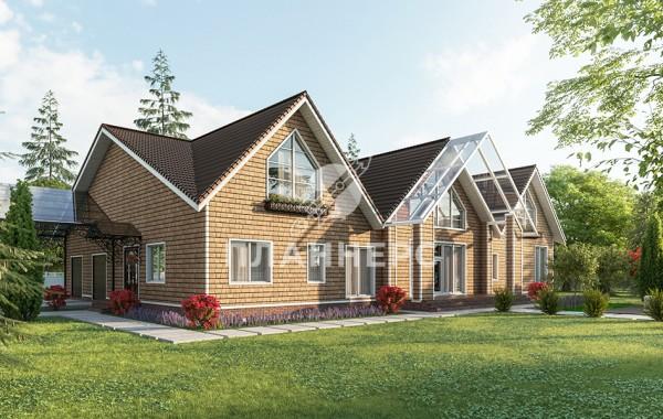 Проект дома Планнерс 125-974-1МГ