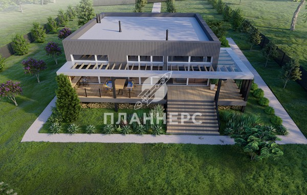 Проект дома Планнерс 131-228-1