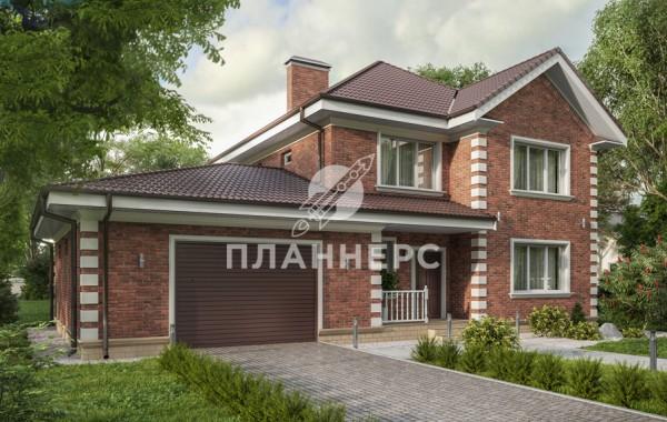 Проект дома Планнерс 094-216-2Г
