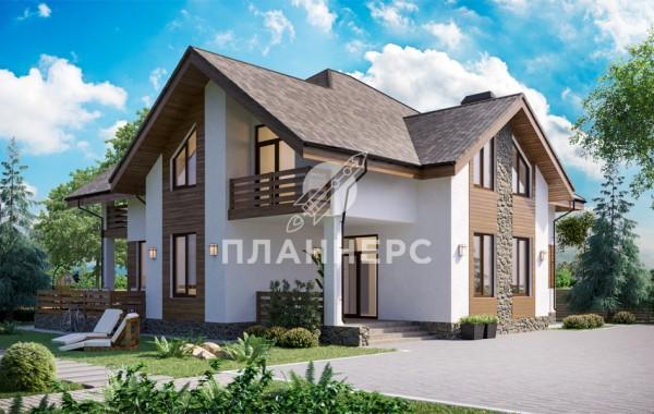 Проект дома Планнерс 076-263-1М