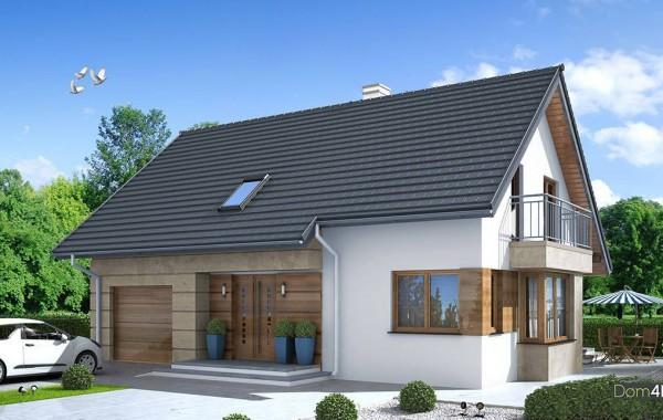 Проект дома 4m798